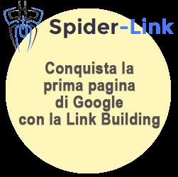 Iscriviti al gruppo Facebook di SpiderLInk